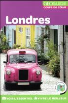 Couverture du livre « Londres » de Collectif Gallimard aux éditions Gallimard-loisirs