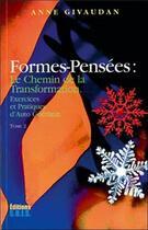 Couverture du livre « Formes-pensées t.2 » de Anne Givaudan aux éditions Sois