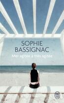 Couverture du livre « Mer agitée à très agitée » de Sophie Bassignac aux éditions J'ai Lu