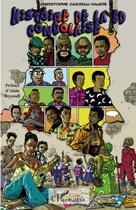 Couverture du livre « Histoire de la bd congolaise » de Christophe Cassiau-Haurie aux éditions L'harmattan