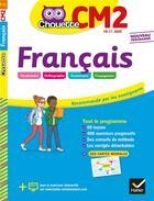 Couverture du livre « Francais cm2 » de Jean-Claude Landier aux éditions Hatier