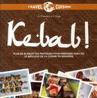 Couverture du livre « Ce soir, c'est kebab » de Collectif aux éditions De Vecchi