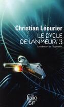 Couverture du livre « Le cycle de Lanmeur t.3 ; les rêveurs de l'Irgendwo » de Leourier Christ aux éditions Gallimard