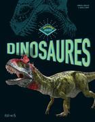 Couverture du livre « Les dinosaures » de Jean Le Loeuff et Christel Souillat aux éditions Fleurus