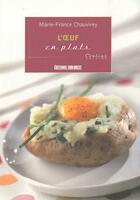 Couverture du livre « L'oeuf en plats » de Chauvirey Marie-Fran aux éditions Sud Ouest Editions