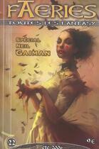 Couverture du livre « Faeries 22 neil gaiman » de Collectif aux éditions Nestiveqnen