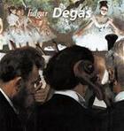 Couverture du livre « Degas » de Nathalia Brodskaya aux éditions Parkstone International