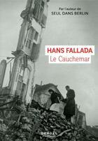 Couverture du livre « Le cauchemar » de Hans Fallada aux éditions Denoel