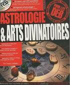 Couverture du livre « Astrologie et arts divivnatoires » de Yiannis Lhermet aux éditions Qi Editions