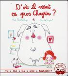 Couverture du livre « D'où il vient ce gros chagrin? » de Anne-Gaelle Balpe aux éditions Gautier Languereau
