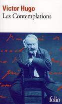 Couverture du livre « Les contemplations » de Victor Hugo aux éditions Gallimard