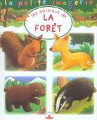 Couverture du livre « Les animaux de la forêt » de Beaumont et Desmoinaux aux éditions Fleurus