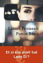 Couverture du livre « Punto basta » de Lionel Froissart aux éditions Heloise D'ormesson
