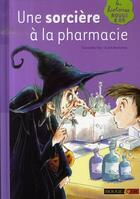 Couverture du livre « Une sorcière à la pharmacie » de Samantha Hay aux éditions Rouge Et Or