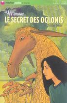 Couverture du livre « Aina et le secret des oglonis » de Christian Grenier aux éditions Nathan