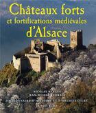 Couverture du livre « Chateaux forts et fortifications d'alsace » de Rudrauf/Mengus aux éditions La Nuee Bleue