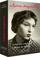 Couverture du livre « La passion selon G.H. ; l'heure de l'étoile » de Clarice Lispector aux éditions Des Femmes