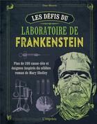 Couverture du livre « Les défis du laboratoire de Frankenstein » de Dan Moore aux éditions L'imprevu