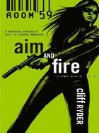 Couverture du livre « Aim and Fire » de Ryder Cliff aux éditions Worldwide Library Series