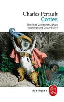 Couverture du livre « Contes » de Charles Perrault aux éditions Lgf