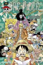 Couverture du livre « One Piece T.81 ; à la rencontre de maître Chavipère » de Eiichiro Oda aux éditions Glenat