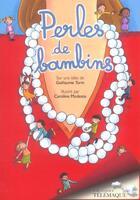 Couverture du livre « Perles de bambins » de Collectif/Modeste aux éditions Telemaque