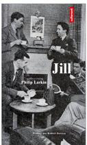 Couverture du livre « Jill » de Philip Larkin aux éditions Autrement