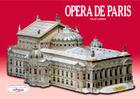 Couverture du livre « Opéra de Paris » de Hatot/Hanoteau aux éditions Instant Durable