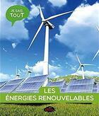 Couverture du livre « Les énergies renouvelables » de Naila Aberkan aux éditions Les Malins