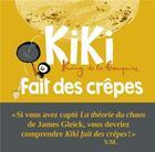 Couverture du livre « Kiki fait des crêpes » de Vincent Malone et Jean-Louis Cornalba aux éditions Seuil Jeunesse