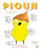 Couverture du livre « Piouh » de Estelle Billon aux éditions Grasset Jeunesse
