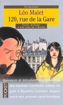 Couverture du livre « 120 Rue De La Gare » de Leo Malet aux éditions Pocket