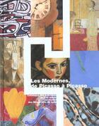 Couverture du livre « Modernes picasso a picasso +cd » de Collectif aux éditions Reunion Des Musees Nationaux