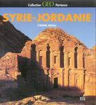 Couverture du livre « Syrie Et Jordanie » de Etienne Dehau aux éditions De Lodi