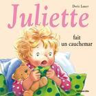 Couverture du livre « Juliette fait un cauchemar » de Doris Lauer aux éditions Lito