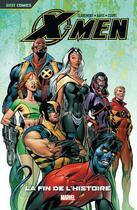 Couverture du livre « X-men t.3 ; la fin de l'histoire » de Alan Davis et Olivier Coipel et Chris Claremont aux éditions Panini