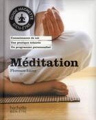 Couverture du livre « Méditation » de Florence Lamy aux éditions Hachette Pratique