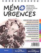 Couverture du livre « Memo Urgences » de Crevoisier/Belo aux éditions Arnette