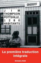 Couverture du livre « Pottsville, 1280 habitants » de Jim Thompson aux éditions Rivages