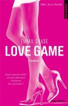 Couverture du livre « Tangled t.1 ; love game » de Emma Chase aux éditions Hugo