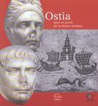 Couverture du livre « Ostia port et porte de rome » de Collectif/Colle aux éditions Georg
