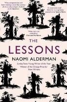 Couverture du livre « The lessons » de Naomi Alderman aux éditions Viking Adult