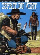 Couverture du livre « Esprit du vent t.7 ; Shado » de Ivo Milazzo et Gianfranco Manfredi aux éditions Mosquito