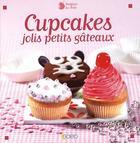Couverture du livre « Cupcakes jolis petits gateaux » de Fichaux et Odouard aux éditions Saep