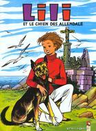Couverture du livre « Lili t.19 ; Lili et le chien des Allendale » de Al G et Paulette Blonay aux éditions Vents D'ouest