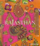 Couverture du livre « Rajasthan » de Van Lynden Pauline aux éditions Assouline
