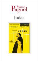 Couverture du livre « Judas » de Marcel Pagnol aux éditions Fallois