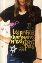 Couverture du livre « Les princes charmants n'existent pas » de Maia Brami aux éditions Nathan