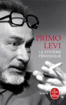 Couverture du livre « Le système périodique » de Primo Levi aux éditions Lgf