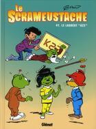 Couverture du livre « Le Scrameustache T.41 ; le lauréat